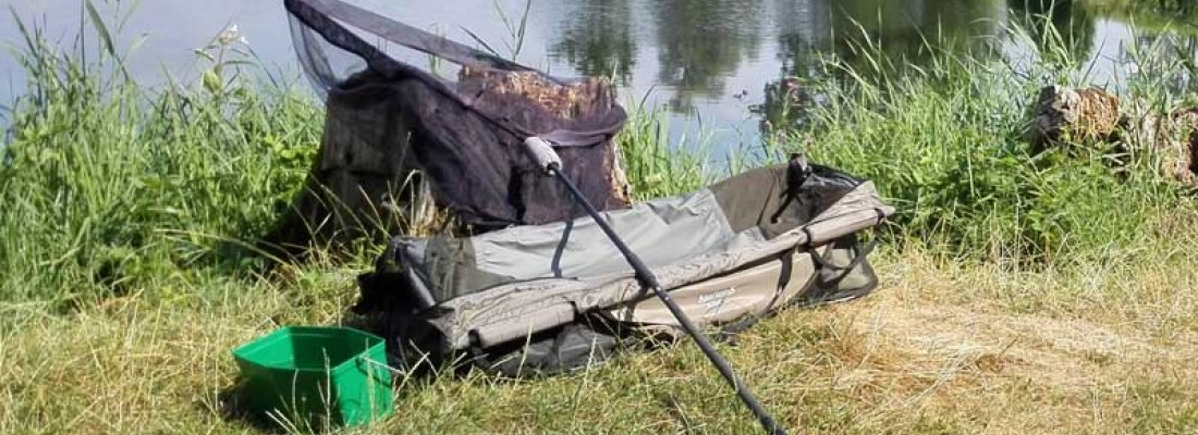 Anaconda Quickstep Mat, und die MAD Weightsling Floater