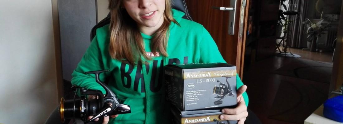 Anaconda Tomahawk LS-8000