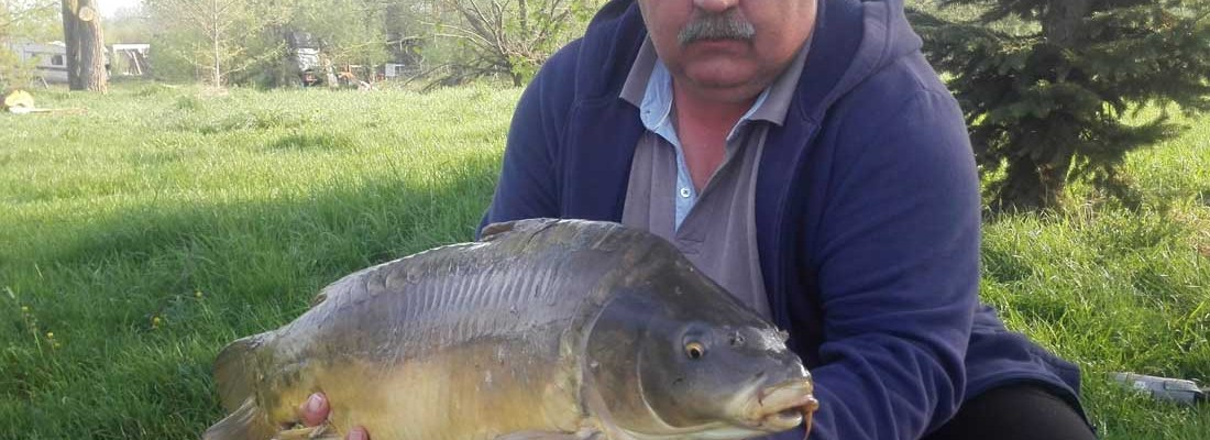 Tolles Wetter, schöne Fische am Schnackensee