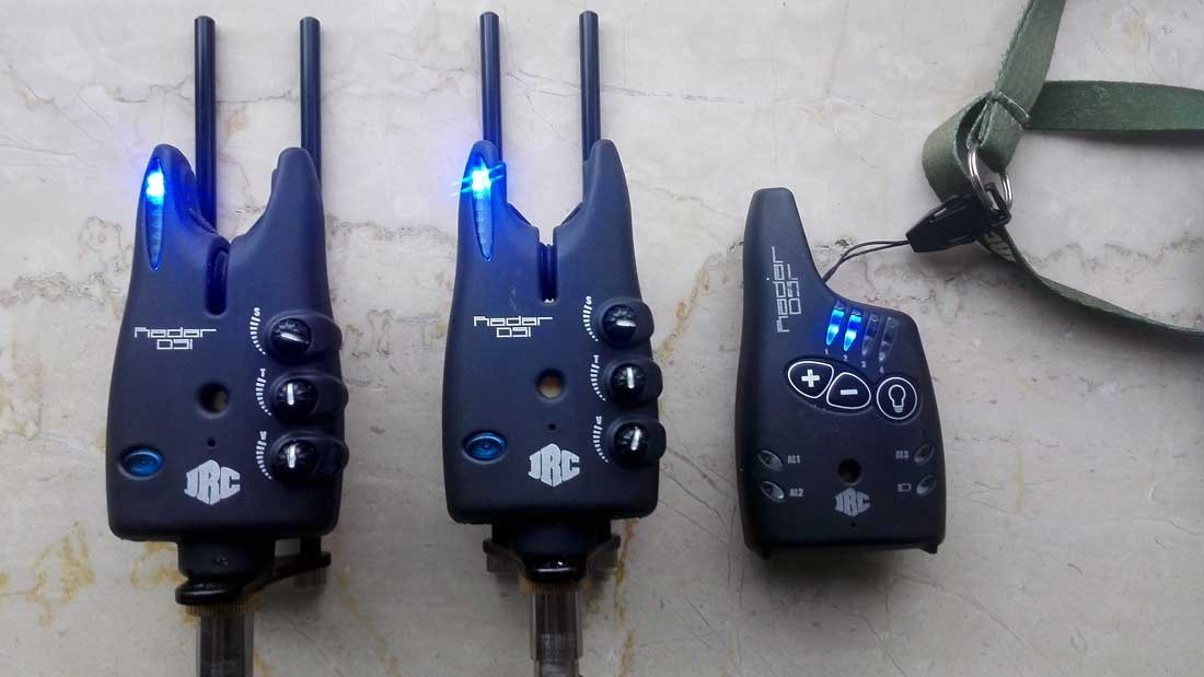 JRC Radar DSi - Blue