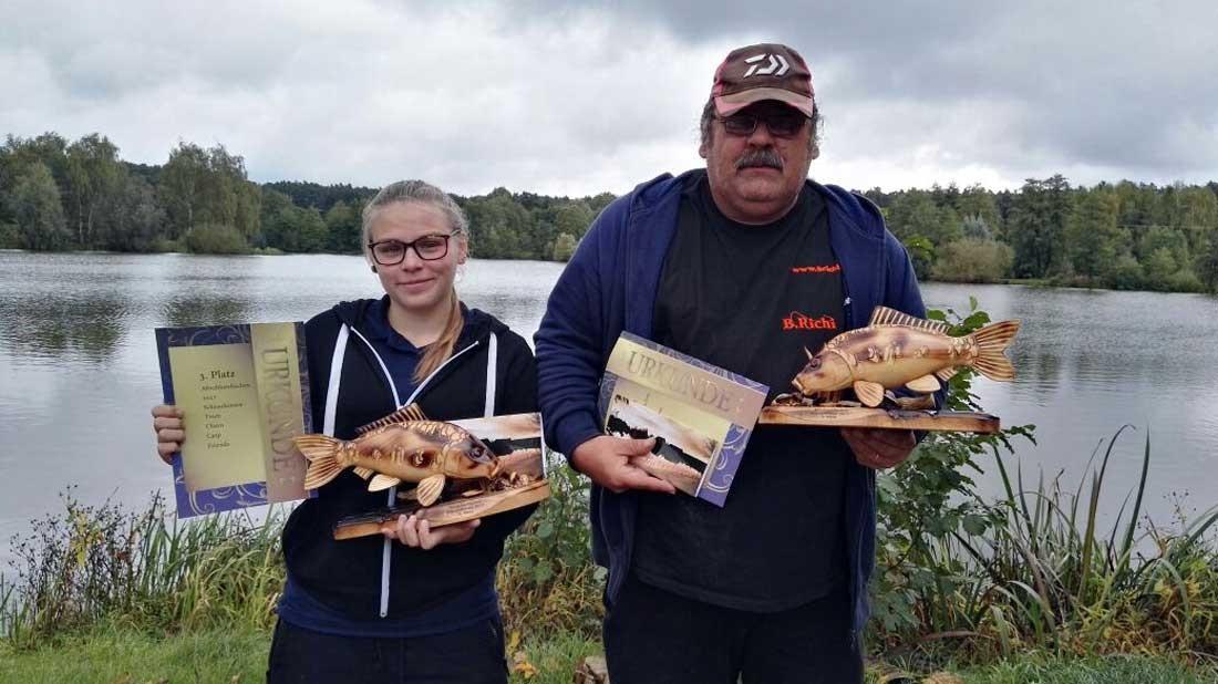 Abschlußfischen am Schnackensee 2018